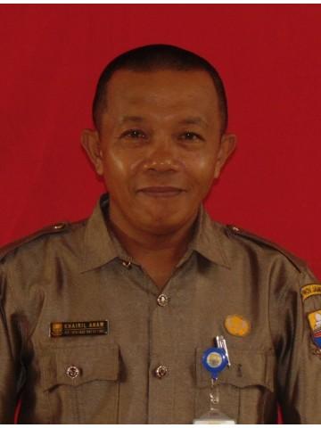 KHAIRIL ANAM, S.Pd.